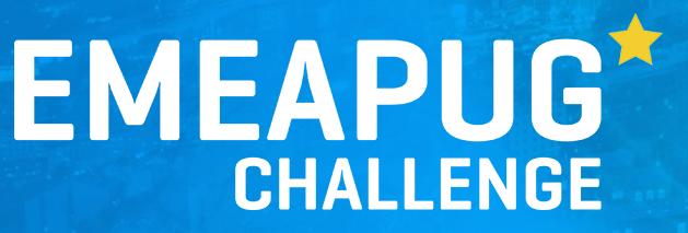 EMEA PUG Challenge 2021